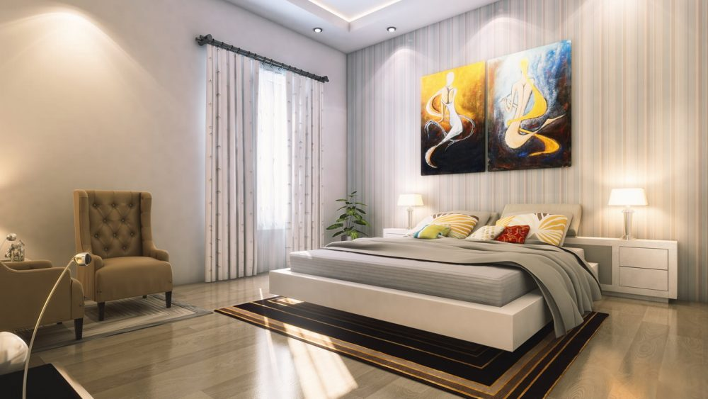 Cottages-Bed Room_