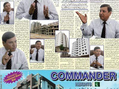 Newspaper interview 5